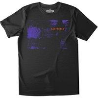 All Riot Mad World Organic T-shirt - Black