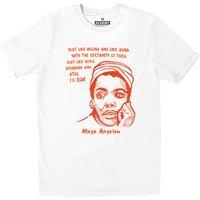 All Riot Maya Angelou Organic T-shirt