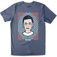 All Riot Ruth Bader Ginsburg Organic T-shirt