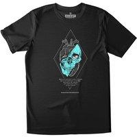 All Riot Alexander Solzhenitsyn Organic T-shirt - Black