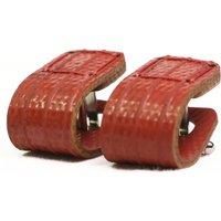 Elvis & Kresse Reclaimed Firehose Wraparound Cufflinks