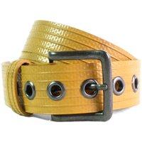 Elvis & Kresse Reclaimed Firehose Big Yellow Belt