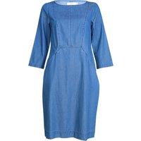 Bibico Emilia Shift Dress - Denim