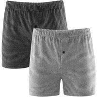 Organic Cotton Ben Boxer Shorts - Pack Of 2