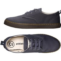 Ethletic Fairtrade Brody Skater Shoes - Pewter Grey.