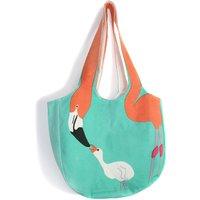 Chilean Flamingo Beach Bag