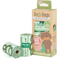Beco Compostable Poo Bags - 60 Bags