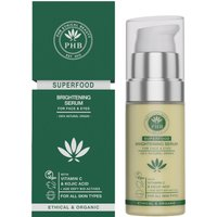 PHB Ethical Beauty Superfood 2-in-1 Face & Eye Serum - 30ml.