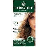 Herbatint Permanent Hair Dye - 7D Golden Blonde - 150ml