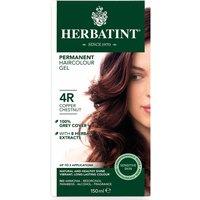 Herbatint Permanent Hair Dye - 4R Copper Chestnut - 150ml