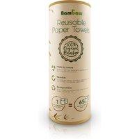 Bambaw Reusable Paper Towels - 20 Sheets