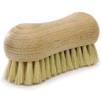 Eddingtons Valet Natural Bristles Scrubbing Brush.