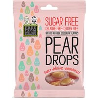 Free From Fellows Vegan Sugar Free Pear Drops - 70g.
