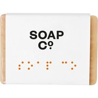 The Soap Co Mulberry & Amber Soap Bar - 125g.