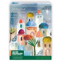 Macmillan Charity Christmas Card Assortment - Box of 30
