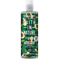 Faith in Nature Avocado Shampoo - 400ml.