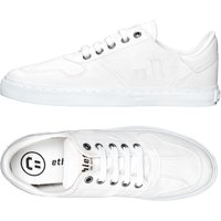 Ethletic Fairtrade Root Sneaker - Just White.