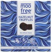 Moo Free Vegan Hazelnut Truffles - 108g.