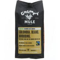 Grumpy Mule Cafe Equidad Colombia Coffee Beans - 227g.