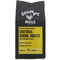 Grumpy Mule Guatemala Pocola Ground Coffee - 227g.