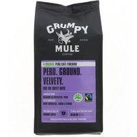 Grumpy Mule Peru Femenino Ground Coffee - 227g.
