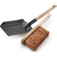 ecoLiving Dust Pan & Brush.