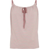 People Tree Almond Stripe Pyjama Camisole