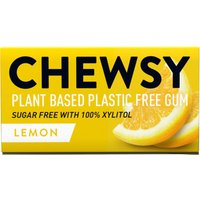 Chewsy Lemon Chewing Gum - 15g.