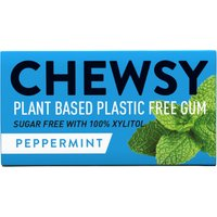 Chewsy Peppermint Chewing Gum - 15g.