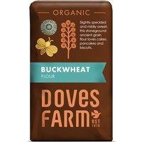 Doves Farm Buckwheat Wholegrain Flour - 1kg