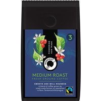 Traidcraft Organic Medium Roast Ground Coffee - 227g