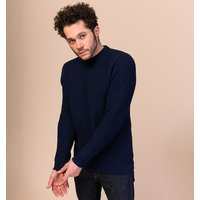 Melawear Ravi Knit Jumper - Navy.