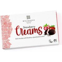 Whitakers Strawberry Creams - 150g at Natural Collection