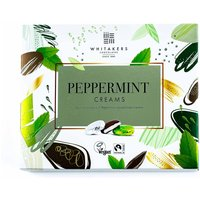 Whitakers Foiled Peppermint Creams - 200g.