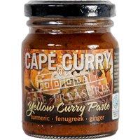 Cape Treasures Yellow Curry Paste - 125ml
