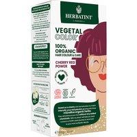 Herbatint Vegetal Semi Permanent Hair Colour - Cherry Red Power - 100g