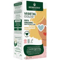 Herbatint Vegetal Semi Permanent Hair Colour - Honey Blonde Power - 100g
