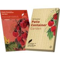 Instant Patio Container Garden - Voucher