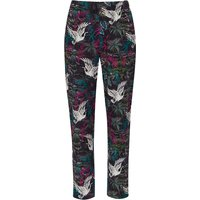 Komodo Rama Organic Linen Trousers - Dark
