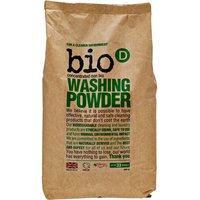 Bio D Concentrated Non-Bio Washing Powder - 2kg.