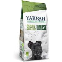 Yarrah Organic Vegetarian Dog Biscuits - 250g.