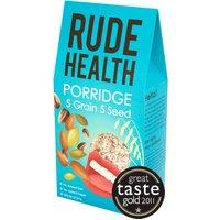 Rude Health 5 Grain 5 Seed Porridge (formerly Morning Glory) 500g