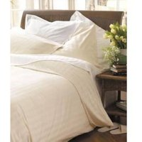 Natural Collection Organic Cotton Pair of Pillowcases - Ecru