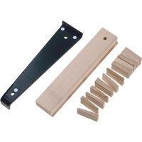LUX Parkett- / Laminatverlege-Set Classic Holz