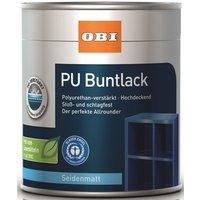 OBI PU Buntlack Cremeweiß seidenmatt 750 ml
