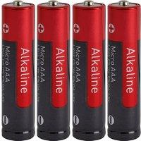 OBI Alkaline Batterie AAA 4 Stück