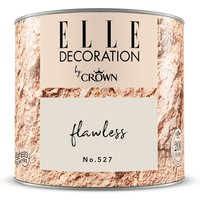 ELLE DECORATION by Crown Wandfarbe Flawless No. 527 matt 125ml