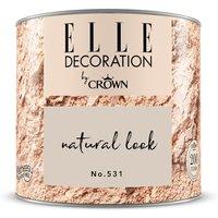 ELLE DECORATION by Crown Wandfarbe Natural Look No. 531 matt 125ml