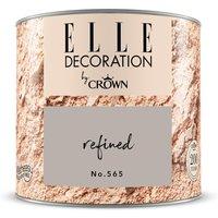 ELLE DECORATION by Crown Wandfarbe Refined No. 565 matt 125ml
