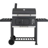 Tepro Holzkohle-Grillwagen Toronto XXL mit höhenverstellbarer Kohlewanne